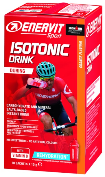 ENERVIT SPORT ISOTONIC DRINK ARANCIA POLVERE 150 G - Farmaseller