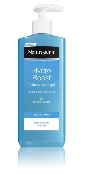 NEUTROGENA HYDRO BOOST FLUIDA CORPO GEL 400 ML - Farmaconvenienza.it