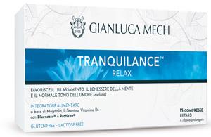 TRANQUILLANCE RELAX 15 COMPRESSE - Farmastar.it