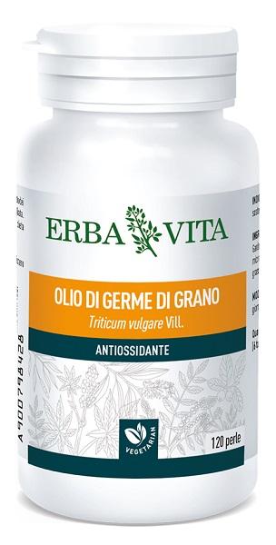 Erba Vita Olio di Germe di Grano Integratore 120 Perle