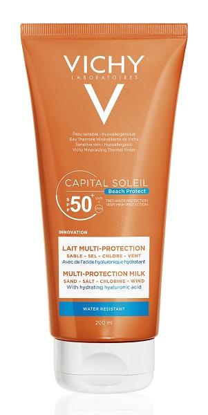 CS BEACH PROTECT LATTE SPF50+ 200 ML - Farmaunclick.it
