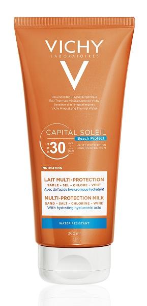 CS BEACH PROTECT LATTE SPF30 200 ML - Farmapc.it
