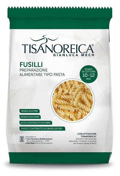 TISANOREICA STYLE FUSILLI TISANOPAST ORIGINAL SENZA GLUTINE 250 G - Farmafamily.it