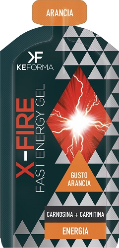 X FIRE ARANCIA 30 ML - Farmapage.it
