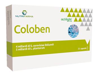 COLOBEN 30 CAPSULE - Farmapage.it