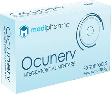 OCUNERV 30 CAPSULE - Farmaseller