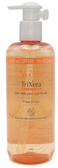 EAU THERMALE AVENE TRIXERA GEL DETERGENTE 500 ML - Farmaunclick.it