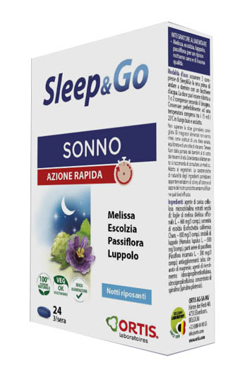 SLEEP & GO 24CPR prezzi bassi