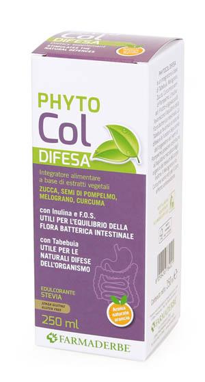 PHYTO COL DIFESA 250 ML - Farmacia Centrale Dr. Monteleone Adriano