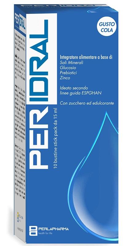 PERIDRAL 10 STICK PACK 15 ML - Farmaseller