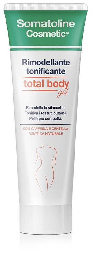 SOMATOLINE COSMETIC RIMODELLANTE TOTALE BODY GEL 250 ML - La farmacia digitale
