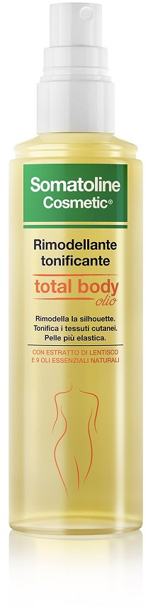 SOMATOLINE COSMETIC RIMODELLANTE TOTALE BODY OIL 125 ML - FARMAPRIME