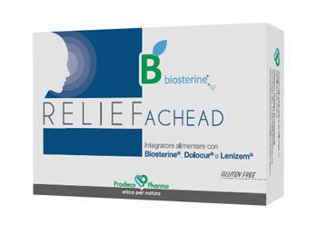 BIOSTERINE RELIEF ACHEAD 6 COMPRESSE - Farmapage.it