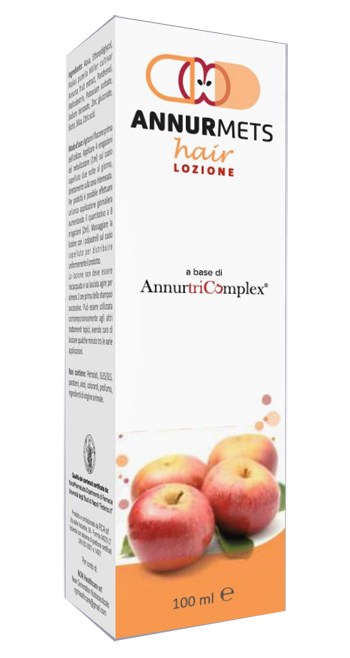 ANNURMETS HAIR LOZIONE 100 ML - Farmaunclick.it