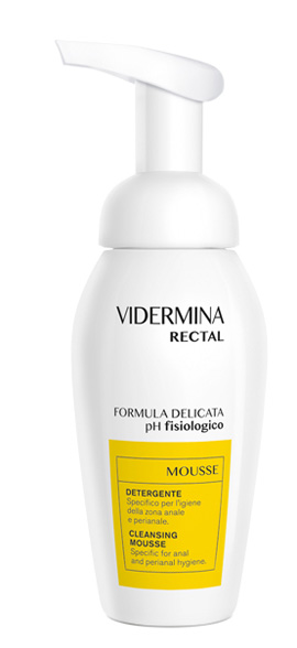 VIDERMINA RECTAL MOUSSE 200 ML - Farmapage.it