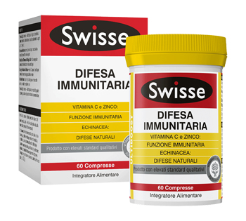 SWISSE DIFESA IMMUNITARIA 60 COMPRESSE - Spacefarma.it