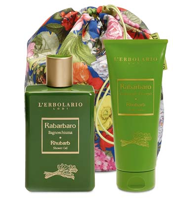 RABARBARO BEAUTYBAG DUO - Farmacento