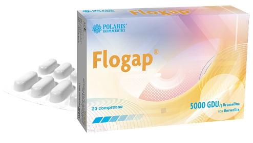 FLOGAP 20 COMPRESSE - Farmaunclick.it