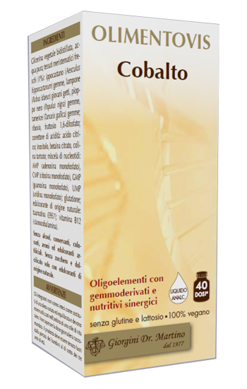 COBALTO OLIMENTOVIS 200 ML - Farmastar.it
