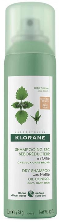 KLORANE SHAMPOO SECCO ORTICA TEINTE' 150 ML - Farmaseller