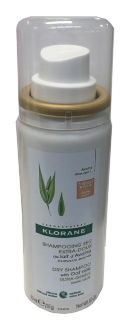 KLORANE SHAMPOO SECCO AVENA NAT 50 ML - Farmaseller