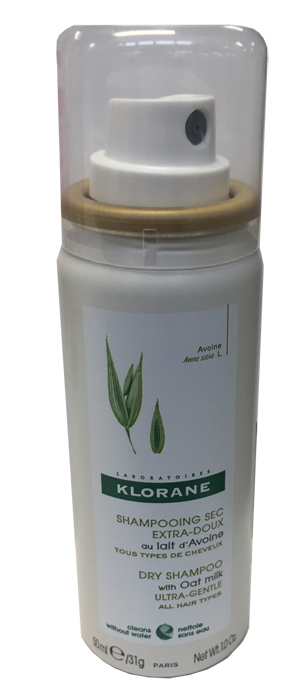 KLORANE SHAMPOO SECCO AVENA 50 ML - farmaventura.it