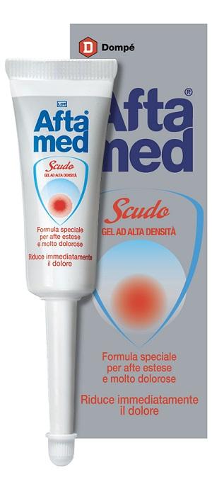 AFTAMED GEL SCUDO 8 ML TAGLIO PREZZO - Farmaci.me