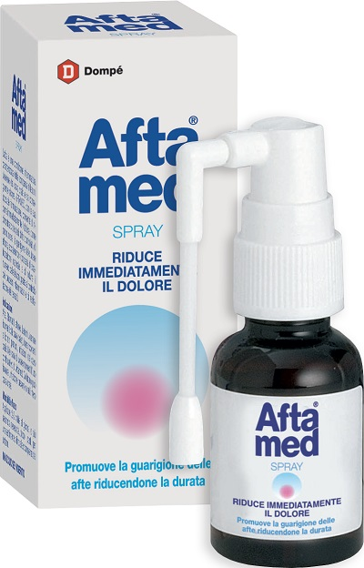 AFTAMED SPRAY 20 ML TAGLIO PREZZO - Farmaci.me