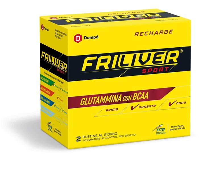 FRILIVER SPORT RECHARGE 8 BUSTINE TAGLIO PREZZO - pharmaluna