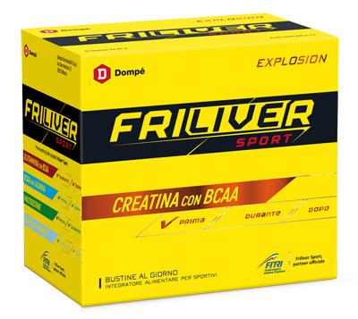 FRILIVER SPORT EXPLOSION 12 BUSTINE TAGLIO PREZZO - pharmaluna