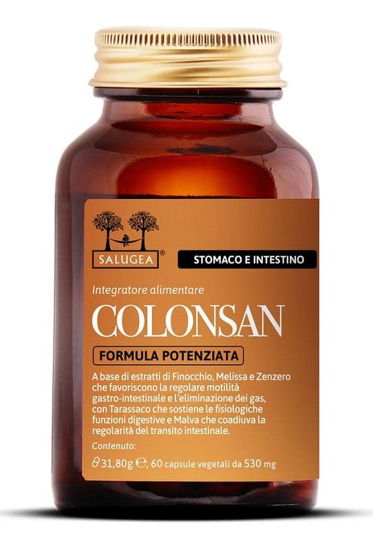 SALUGEA COLONSAN FORMULA POTENZIATA 60 CAPSULE - Farmacia Basso