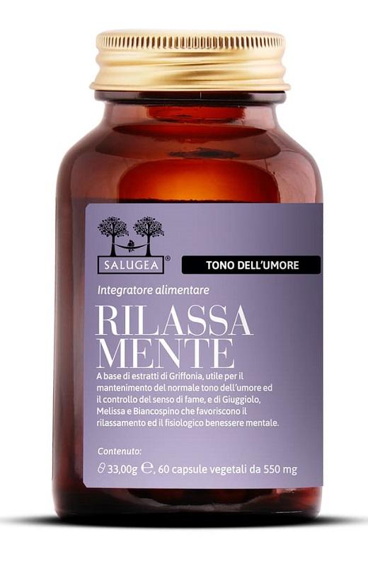 SALUGEA RILASSAMENTE 60 CAPSULE - Farmastar.it