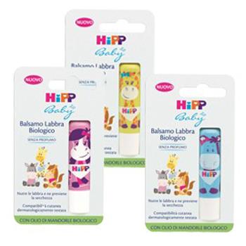 HIPP BIO BALSAMO LABBRA 4,8 G - Farmastop