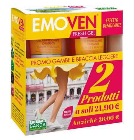 EMOVEN KIT 2 FRESH GEL DA 125 ML - La farmacia digitale