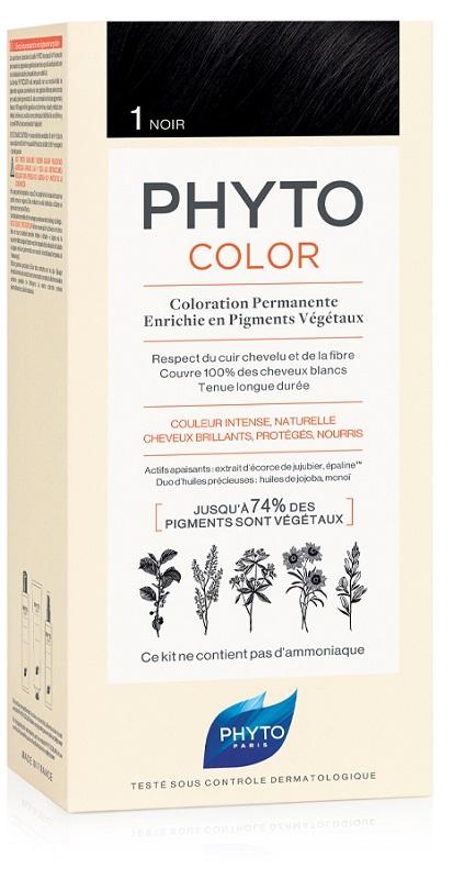 PHYTOCOLOR 1 NERO - farmaciafalquigolfoparadiso.it