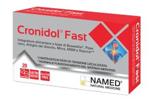 CRONIDOL FAST 20 COMPRESSE - Farmacia Bartoli