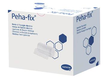PEHA-FIX - BENDA ELASTICA DI FISSAGGIO 8 CM X 4 M 1 PEZZO