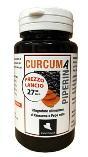 CURCUMA+PIPERINA 60 CAPSULE - Farmastar.it
