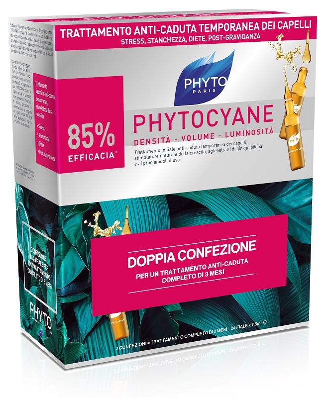 DUO PHYTOCYANE 12+12 FIALE MONOUSO 7,5 ML 2019 - Antica Farmacia Del Lago