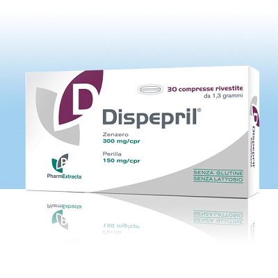 DISPEPRIL 30 COMPRESSE RIVESTITE - Farmaseller