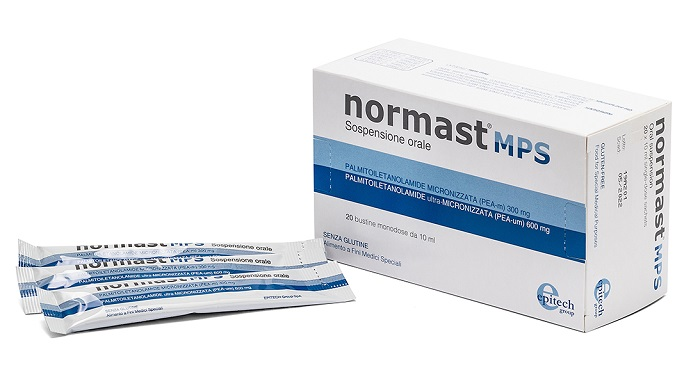 NORMAST MPS SOSPENSIONE 20 BUSTINE MONODOSE DA 10 ML - Farmacia 33
