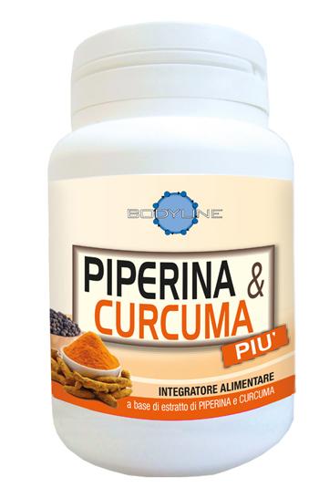 PIPERINA&CURCUMA PIU 60 CAPSULE
