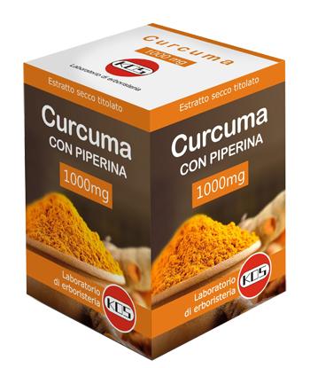 CURCUMA + PIPERINA 1G 30CPR prezzi bassi