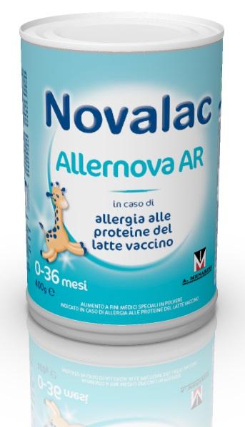 NOVALAC ALLERNOVA AR 400 G 0-6 MESI -