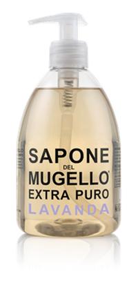 SAPONE DEL MUGELLO LIQUIDO EXTRA PURO LAVANDA 500 ML - Farmacia Massaro