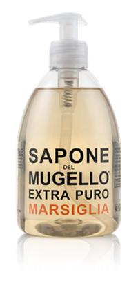 SAPONE DEL MUGELLO LIQUIDO EXTRA PURO MARSIGLIA 500 ML - Farmacia Massaro
