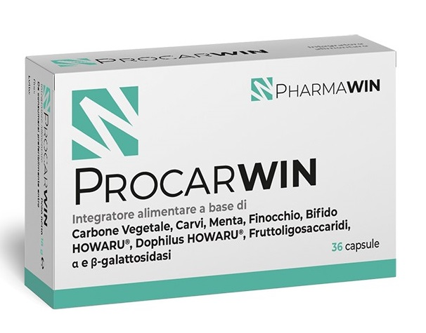 PROCARWIN 36 CAPSULE - Farmaunclick.it