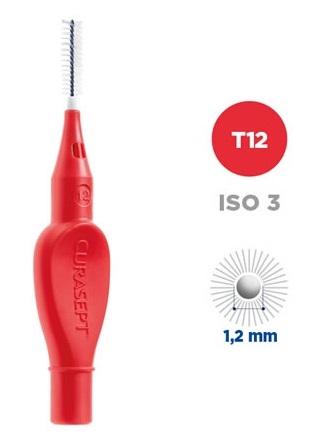 CURASEPT PROXI T12 ROSSO/RED - Farmapage.it