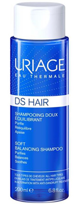 URIAGE DS HAIR SHAMPOO DELICATO RIEQUILIBRANTE 200 ML - La farmacia digitale