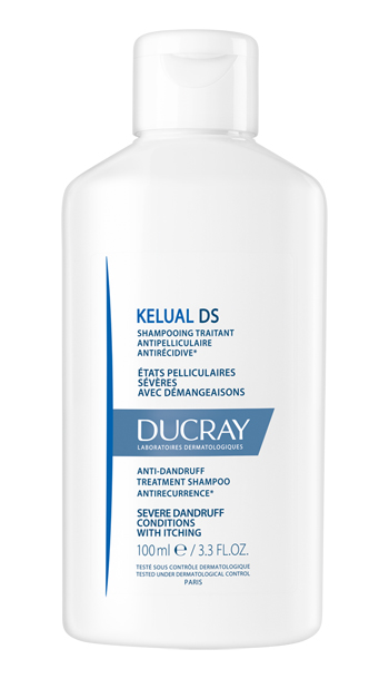 KELUAL DS SHAMPOO 100 ML DUCRAY - Farmafamily.it